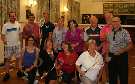 Sidbury Badminton Club