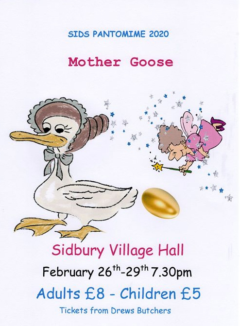 Panto - Mother Goose